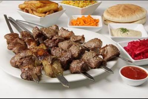 שישיליק כבש מסעדת אבו יוסף